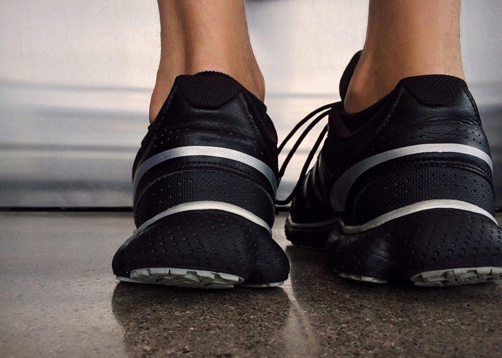 靴擦れ テーピング